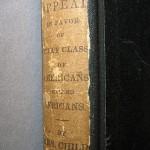 After: detail, spine label